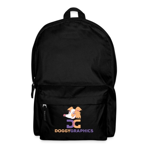 Choose Product & Print Any Design - Backpack