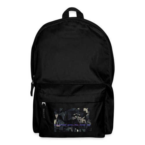 low poly on light - Backpack