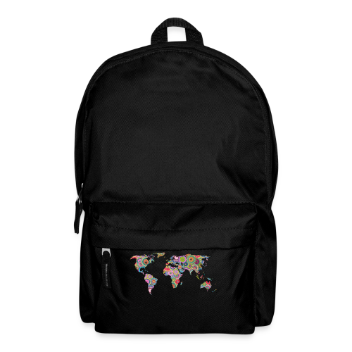 Hipsters' world - Backpack