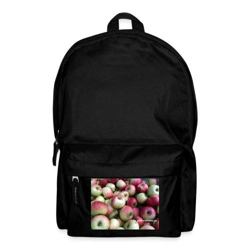 Äpfel - Rucksack