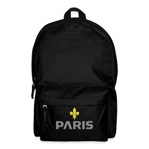 Paris Grey Lys Concept - Sac à dos
