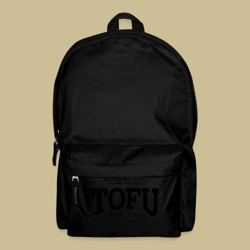 Tofu (black oldstyle) - Rucksack