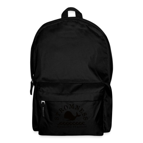 Sromness Whaling Station - Backpack