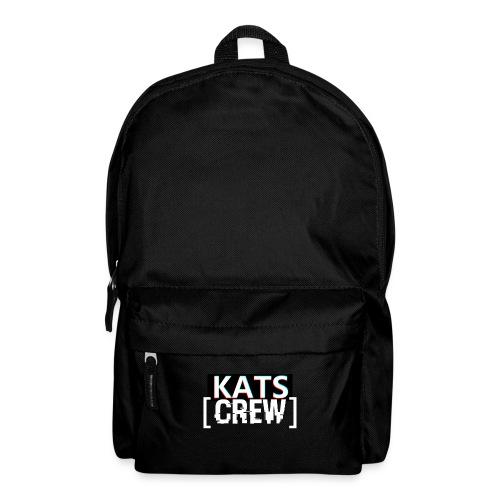 KATS CREW Logo - Plecak