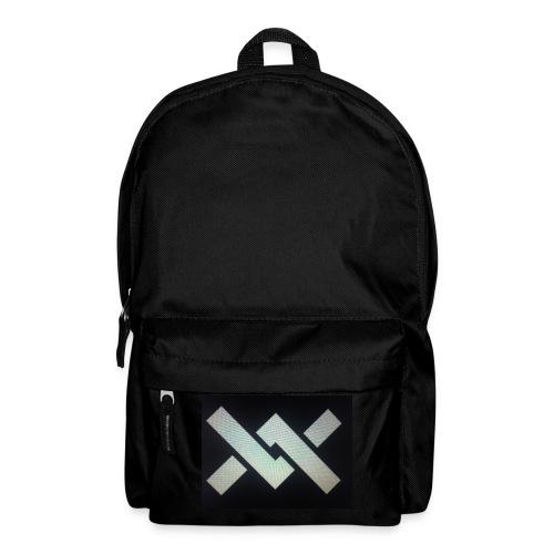 Original Movement Mens black t-shirt - Backpack