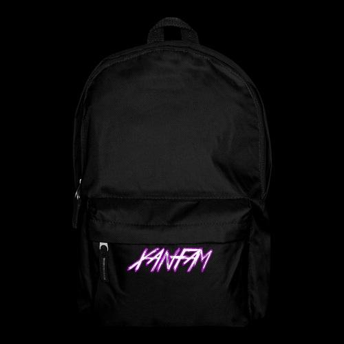 XANFAM (FREE LOGO) - Rucksack