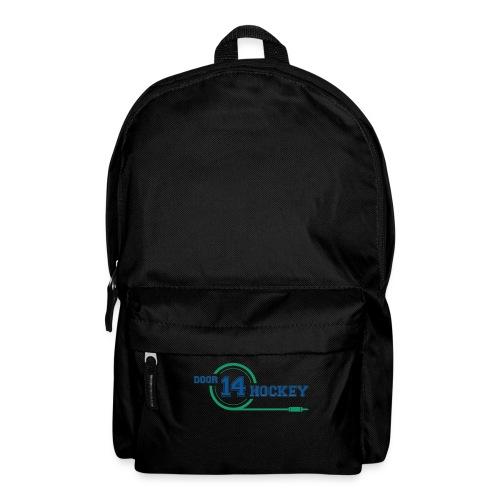 D14 HOCKEY LOGO - Backpack