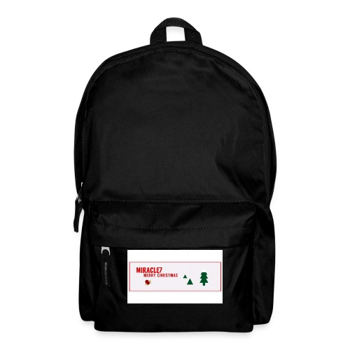 Christmas Exclusive - Backpack