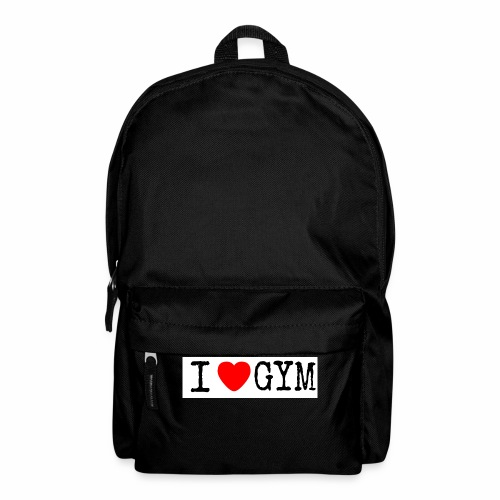 LOVE GYM - Zaino