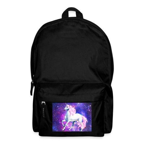 Magical unicorn shirt - Backpack