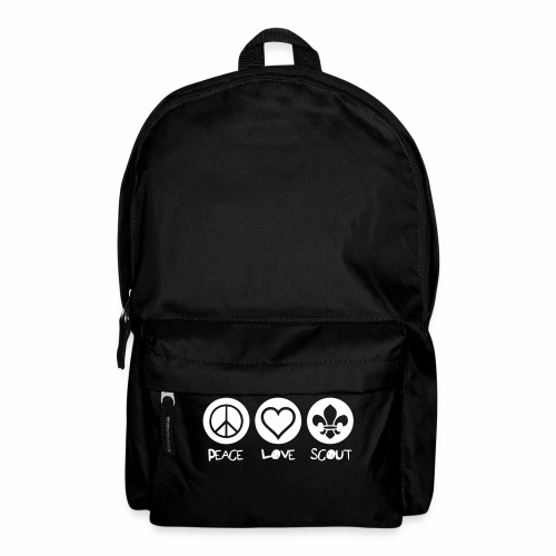 Peace Love Scout - Sac à dos