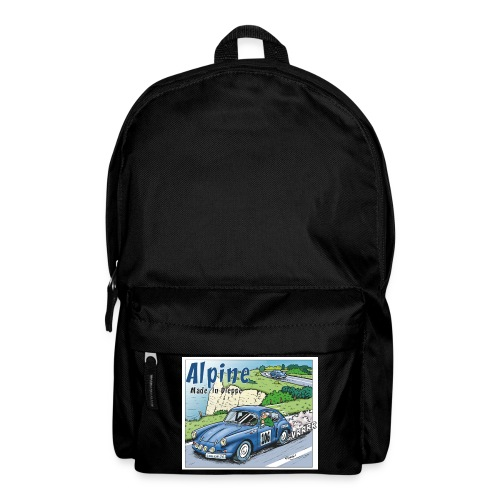 Polete en Alpine 106 - Sac à dos