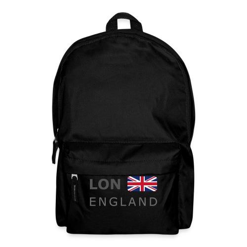 LON ENGLAND BF dark-lettered 400 dpi - Backpack
