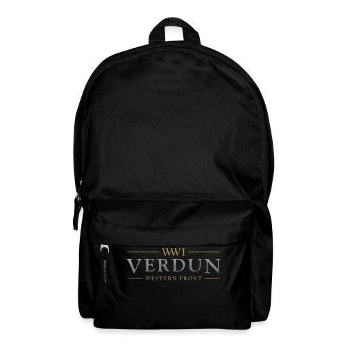New Verdun Official Logo - Rugzak
