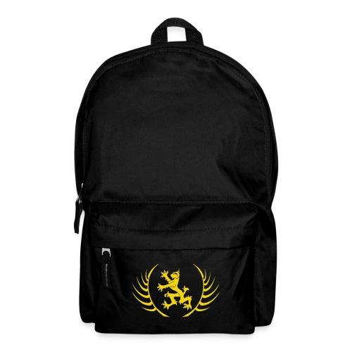 Schola Logo T Shirt transparent v2 png - Backpack