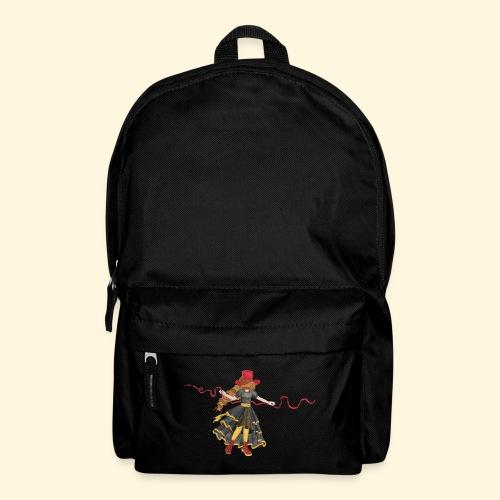 Ladybird - La célèbre uchronaute - Sac à dos