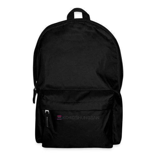 koklogo_tshirt - Backpack