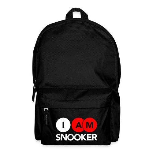 I AM SNOOKER - Backpack