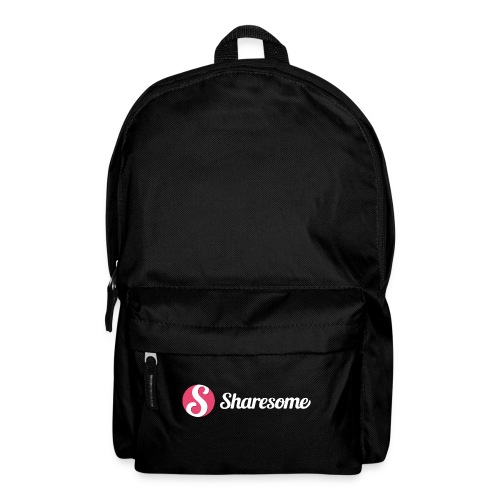 Sharesome logo - Backpack