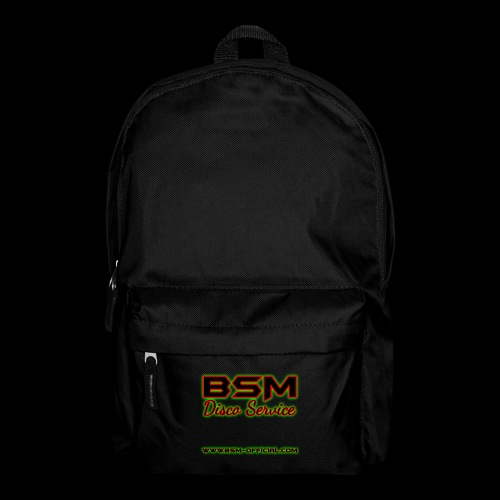 BSM Disco Service Logo - Backpack