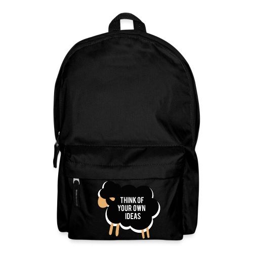 Think of your own idea! - Backpack