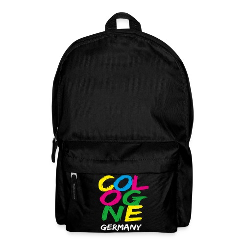 Colorful Cologne - Rucksack