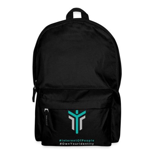 #InternetOfPeople #OwnYourIdentity - Backpack