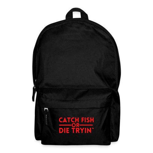 Catch Fish or Die Tryin´ 2 - Rucksack