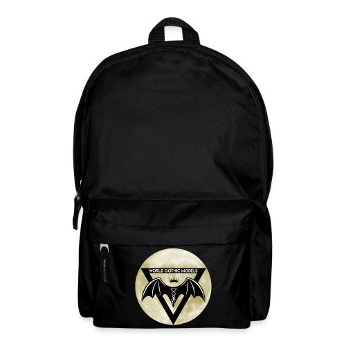 Single WGM Logo Moon Design - Backpack