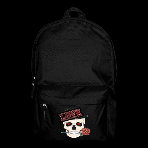 Skull Love - Rucksack