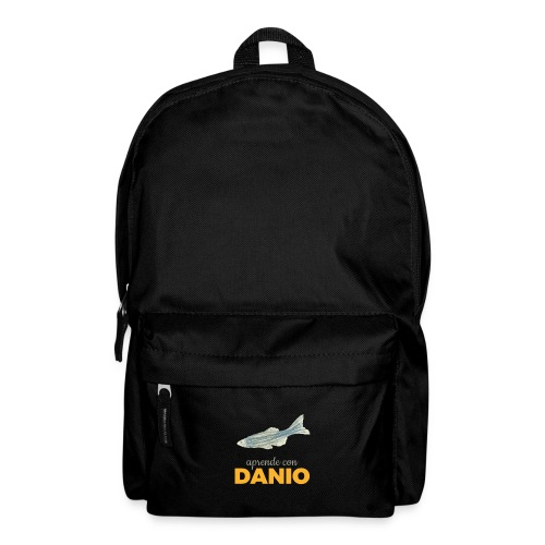 Camisetas Danio Aprende con Danio - Mochila