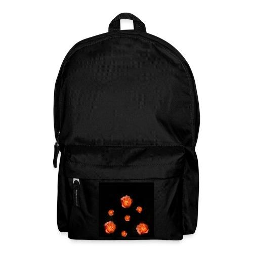 Gott ist gut - Rose Orange - Rucksack