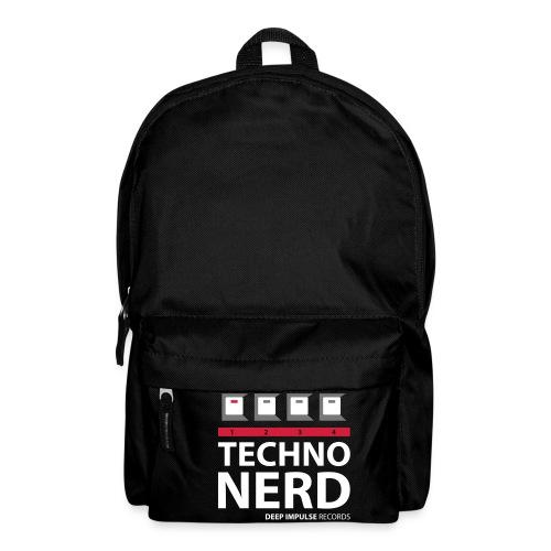Techno Nerd - Backpack
