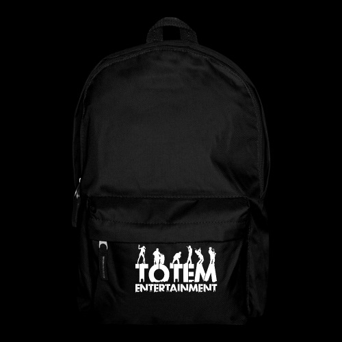 TOTEM Entertainment Logo - Backpack