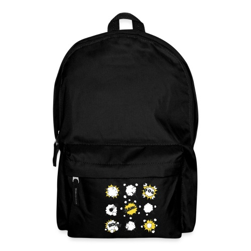 Astonishing explosion - Backpack