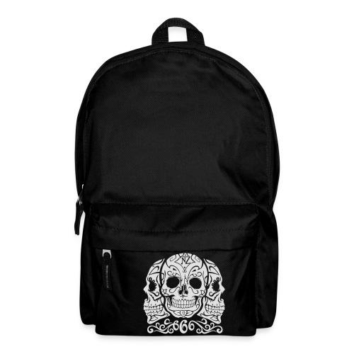 Skull Dia de los muertos - Sac à dos