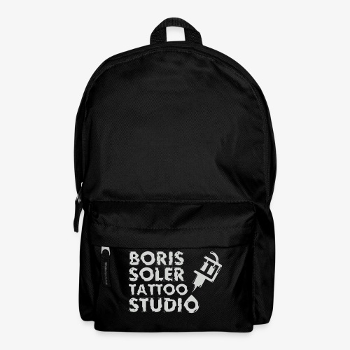 Boris Soler Tattoo - Backpack