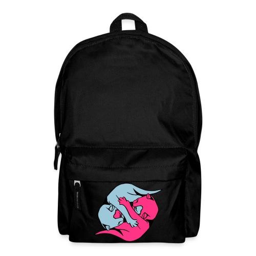 Yin and Yang Kitties - Backpack