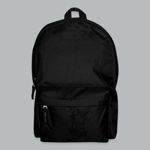DFBM unbranded black - Backpack