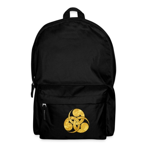 Tadpole Mon Japanese samurai clan - Backpack