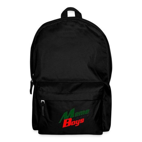 Memeboys Logo Shirt - Backpack