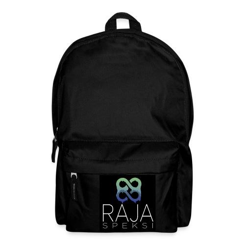 RajaSpeksin logo - Reppu