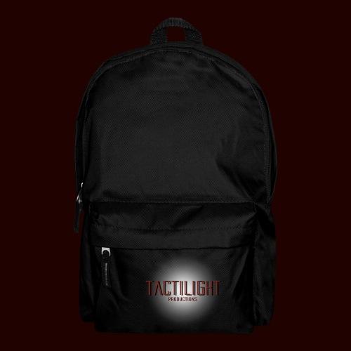 Tactilight Logo - Backpack