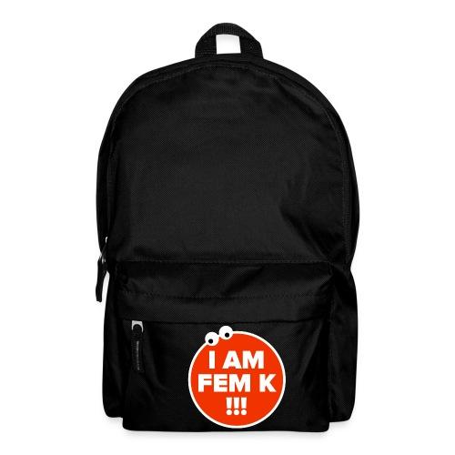 I AM FEM K - Backpack