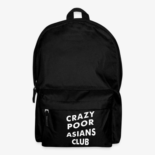 Crazy Poor Asians Club - Rucksack