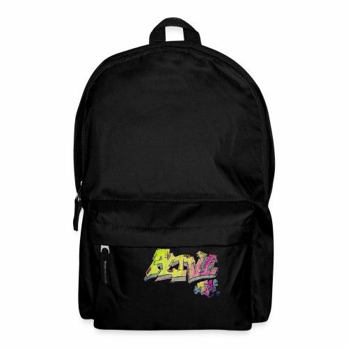 ALIVE TM Collab - Backpack