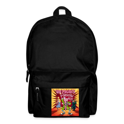 Piman 02 - Greatest Hits - Backpack
