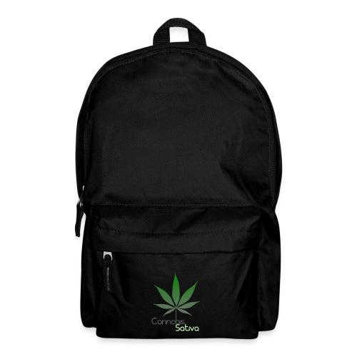Cannabis Sativa CBD - Rucksack