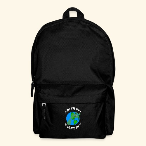 Earth Day Every Day - Rucksack