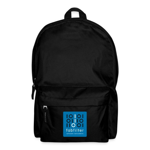 fabfilter logo blue large - Backpack